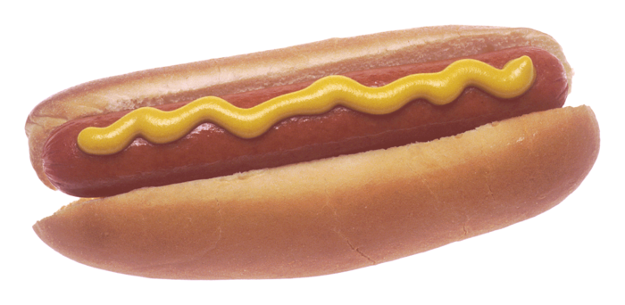 Hot dogs served from 5:00-6:30!